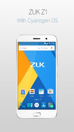 ZUK Z1 International Version