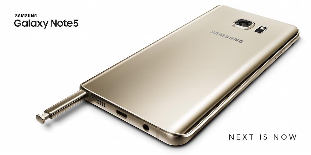 Galaxy Note5_Gold Platinum_OOH