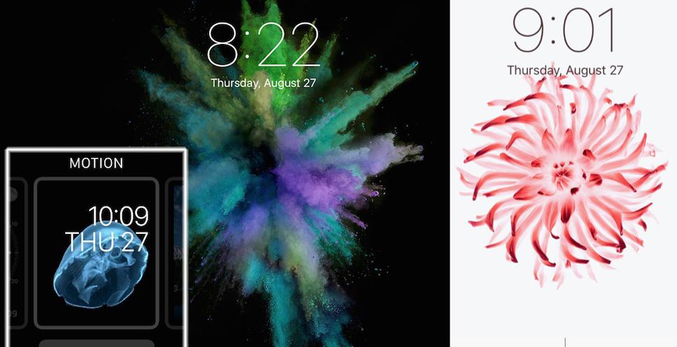IPhone 6s Plus Motion Wallpaper