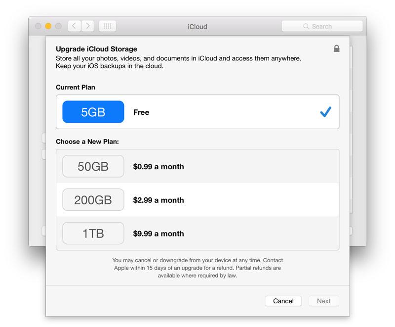 iCloud-package-update-2015