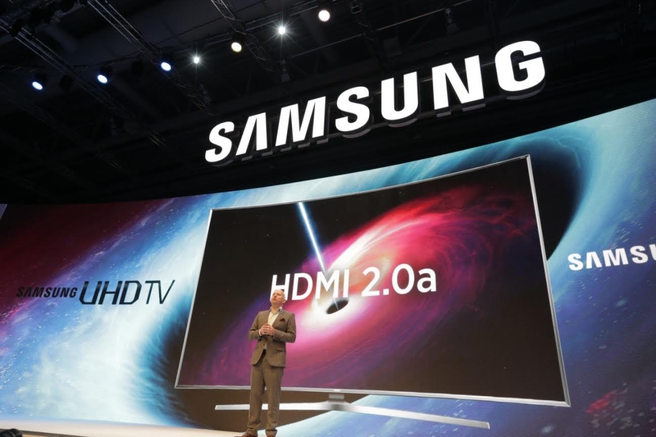 Samsung เผยโฉมผลิตภัณฑ์ใหม่ นำ Internet of Things สู่ชีวิตจริง ที่งาน IFA 2015