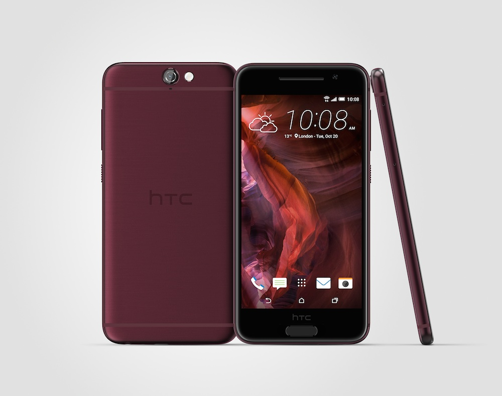 HTC-One-A9_3V_DeepGarnet