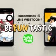 LINE WEBTOON - BE FUNTASTIC