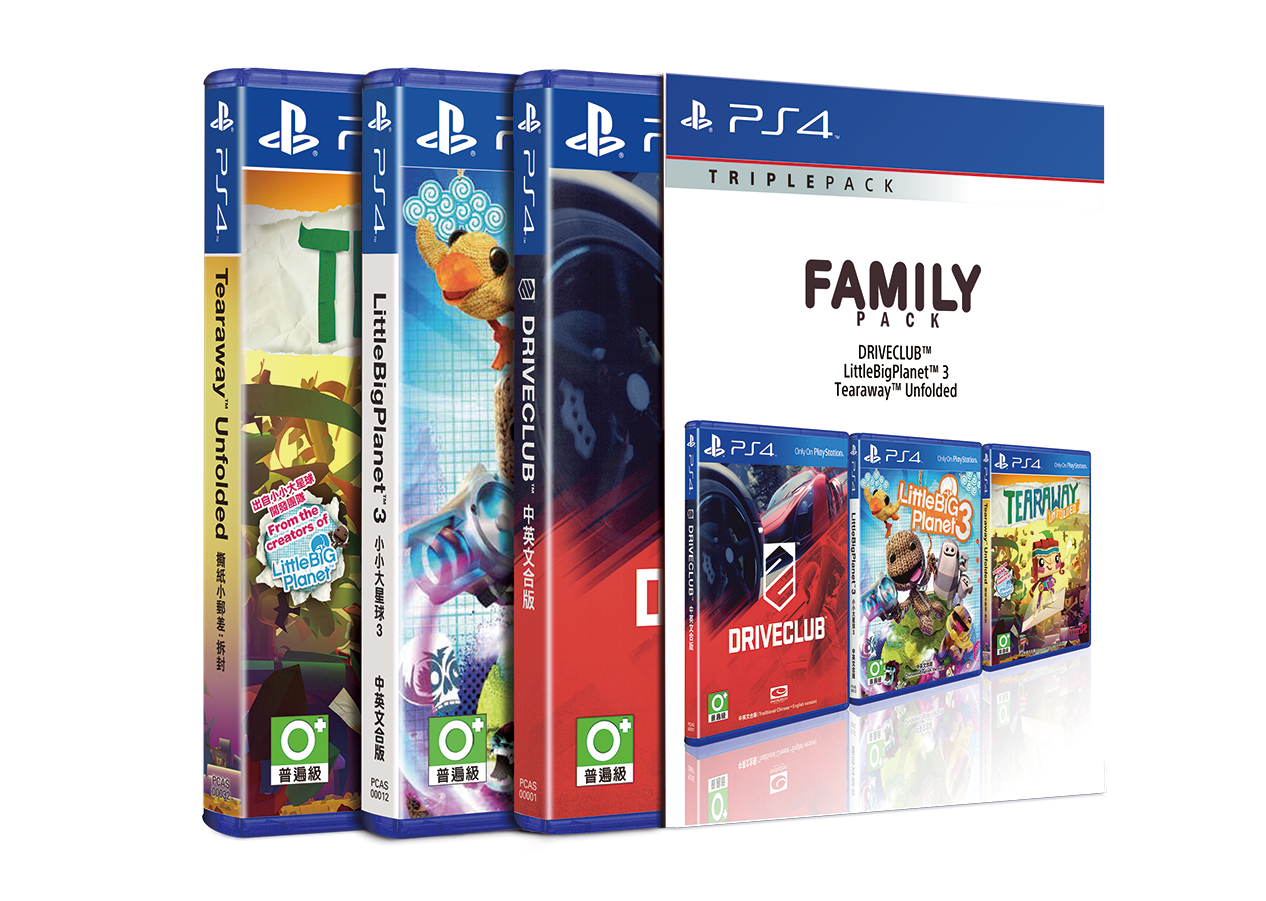 PS4_TRIPLE_Packshot_BOXandSOFT_FamilyAsia