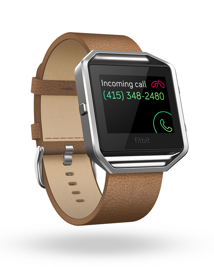 Fitbit_Blaze_3QTR_Saddle_Leather_call_notifications