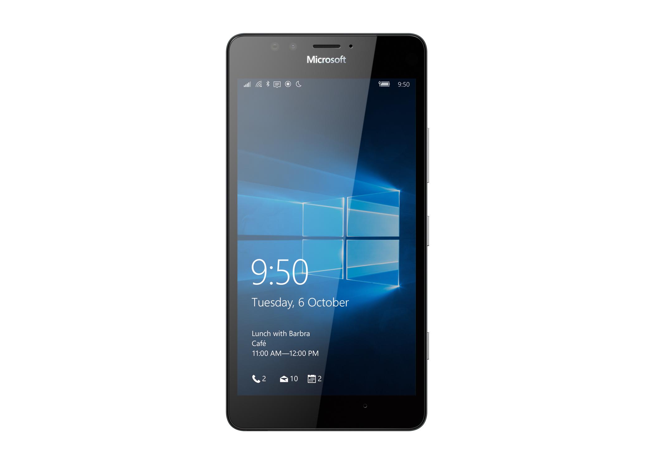 Lumia 950_Black_Front_SSIM