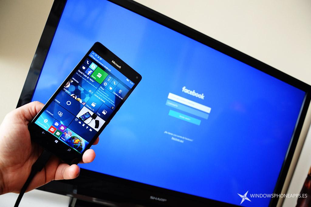 Facebook สำหรับ Windows 10 Mobile ออกแบบใหม่ และรองรับการใช้