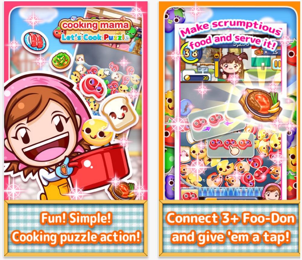 Cooking Mama Let's Cook Puzzle-01