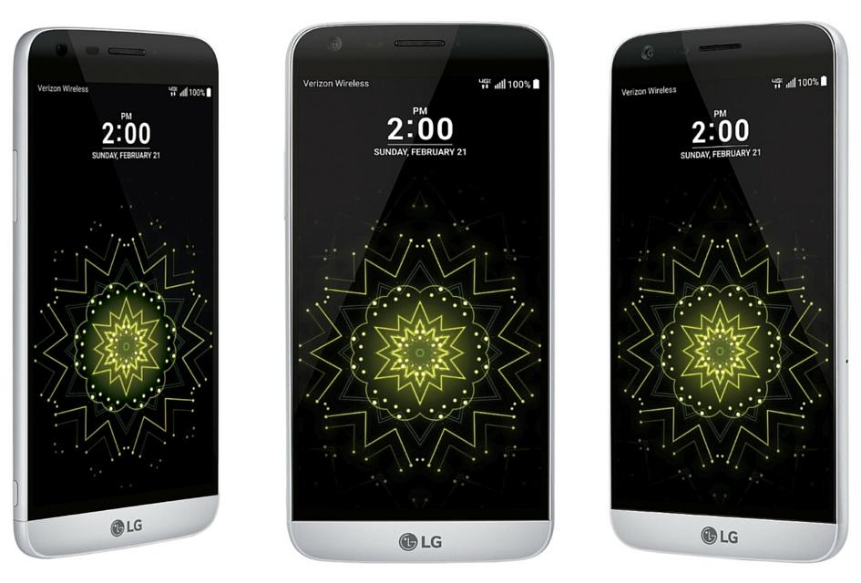 ទីបំផុត LG បានដាក់បង្ហាញទូរស័ព្ទ LG G5 របស់ខ្លួនជាផ្លូវការហើយ