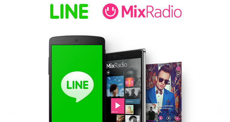 line-mixradio