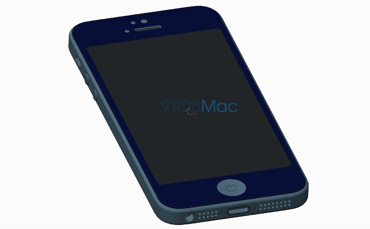 បែកធ្លាយ iPhone 5se ត្រូវប្ដូរប៊ូតុង Power ទៅចំហៀងវិញម្តង