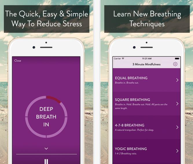 3 Minute Mindfulness