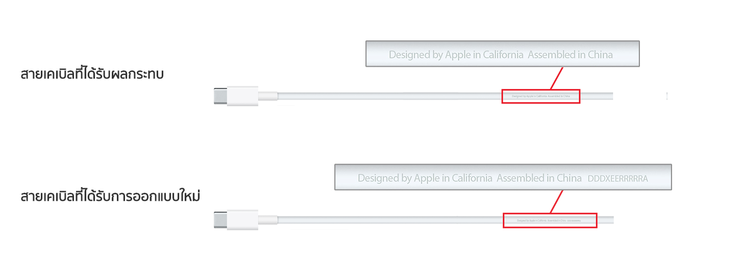 Macbook-USB-C Charge Cable