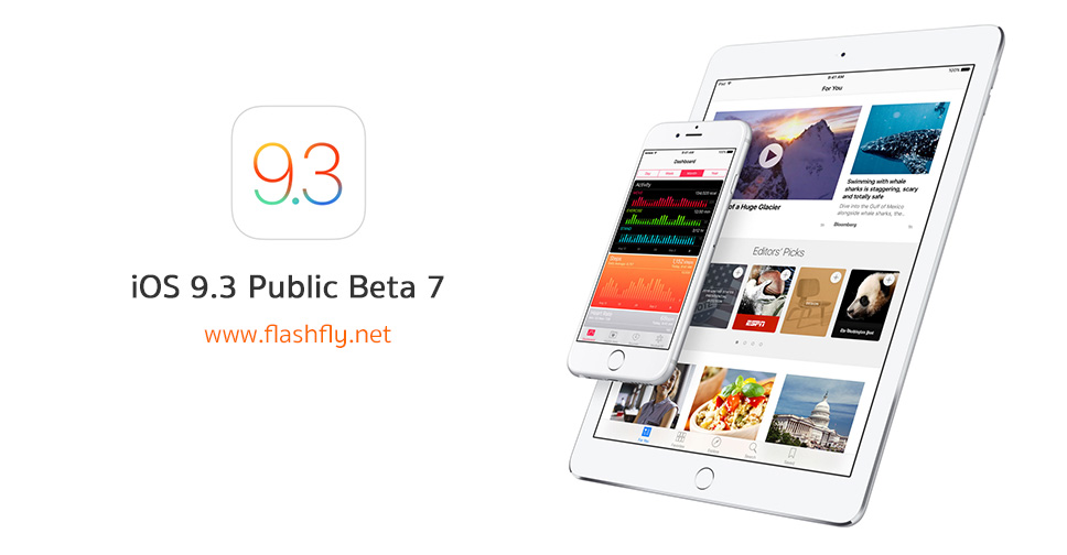 iOS9.3beta7-flashfly