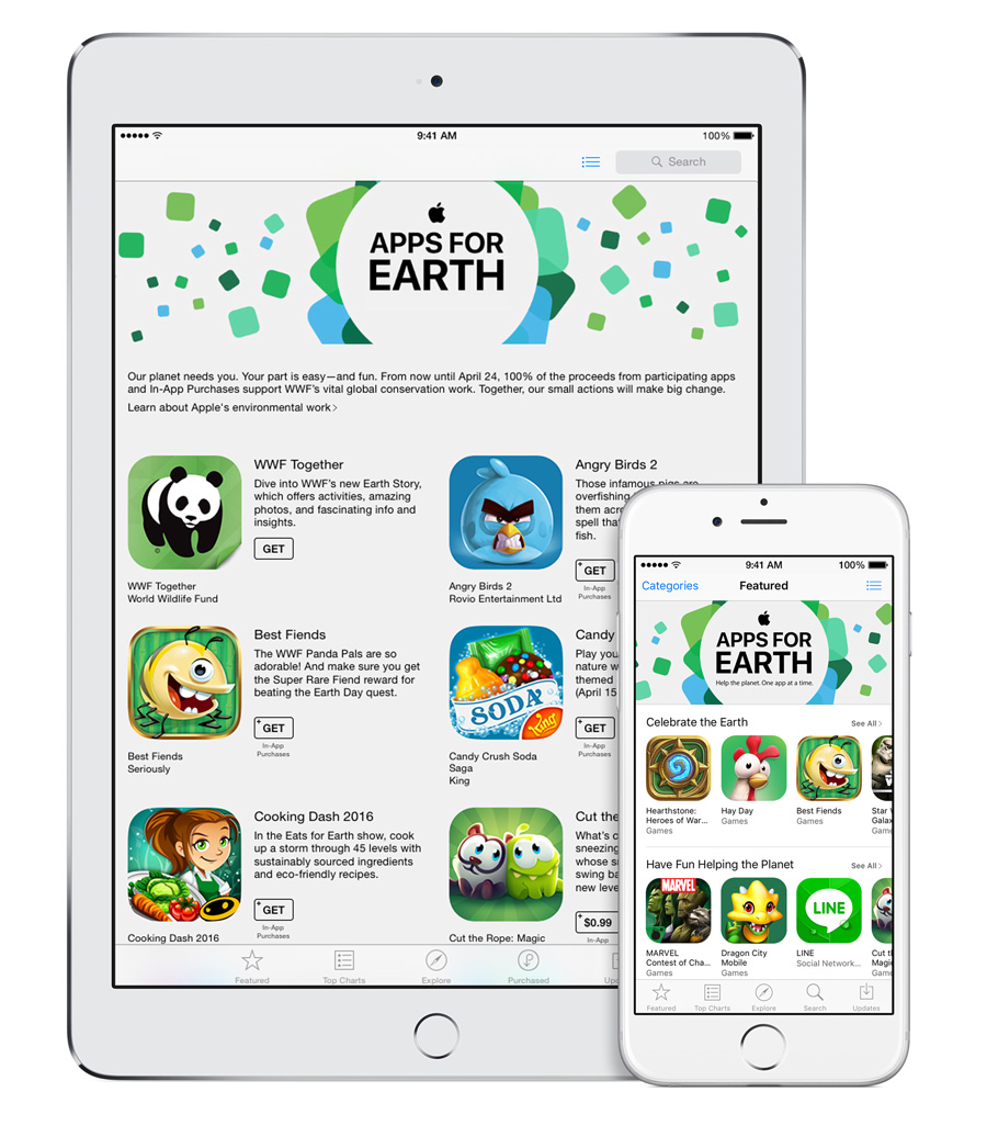 AppsForEarth