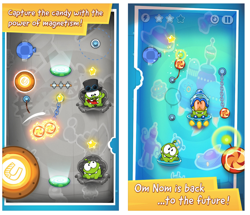 Cut the Rope Time Travel HD - 2