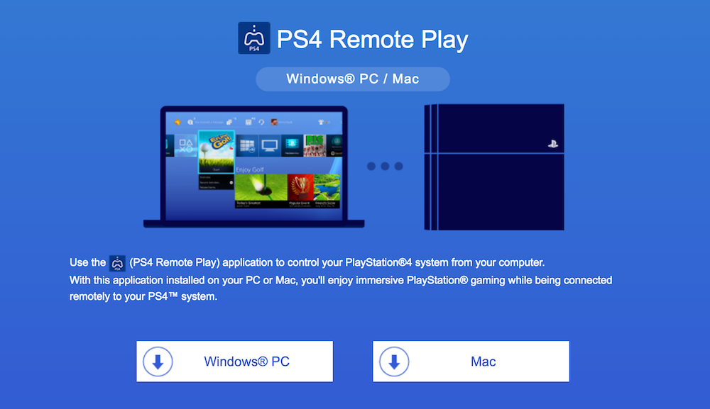 PS4-pc