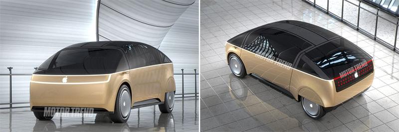 Apple-Car-front-side