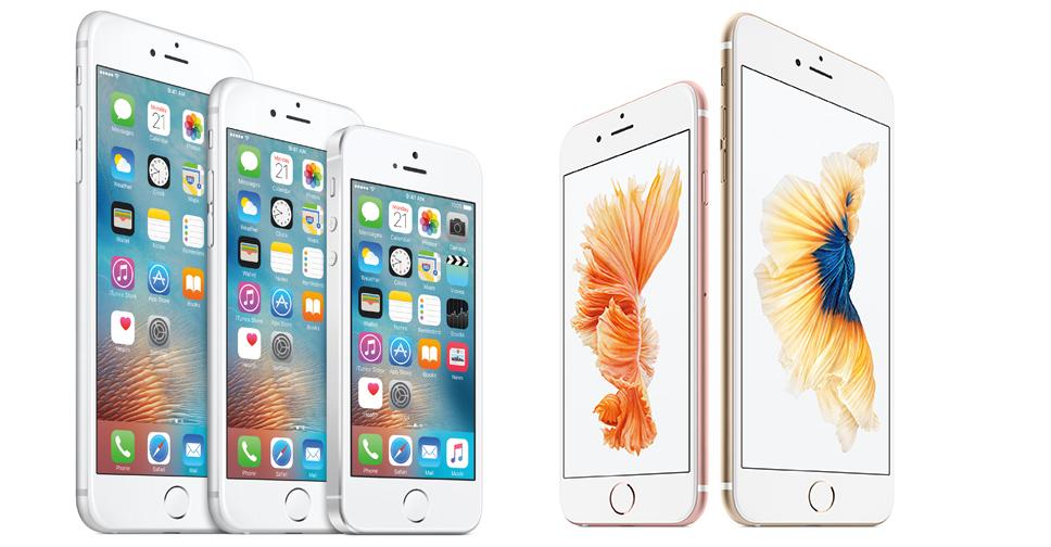 iPhone-family