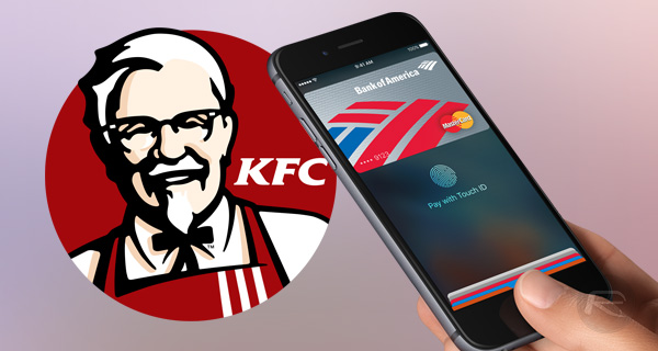 KFC-Apple-pay