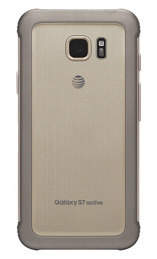 AT&T Galaxy S 7 Active – Sandy Gold