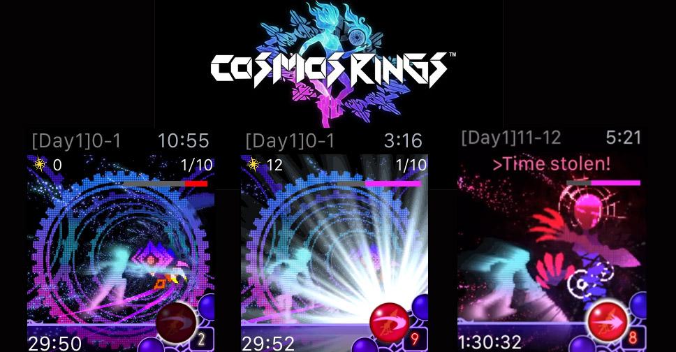 Cosmos-Rings
