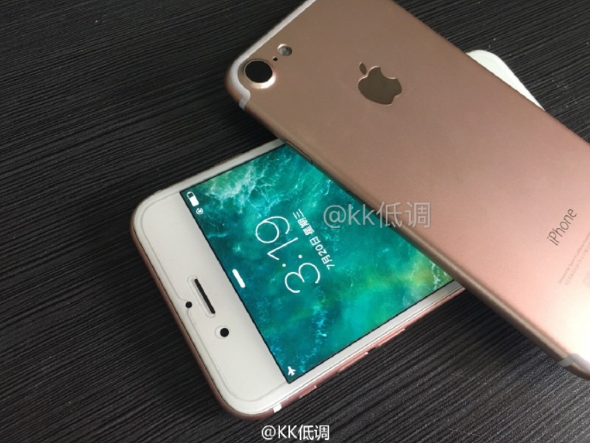 Pictures-of-the-Apple-iPhone-7-rear-cover-surface-along-with-images-of-a-3.5mm-to-Lighting-adapte-1