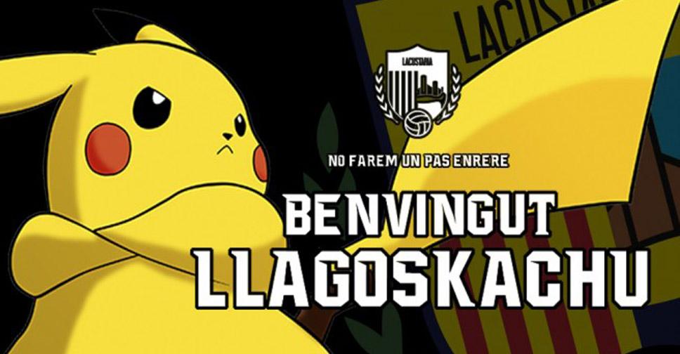 Pikachu-UE-Llagostera-