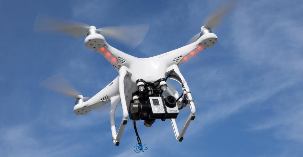 london-police-drone