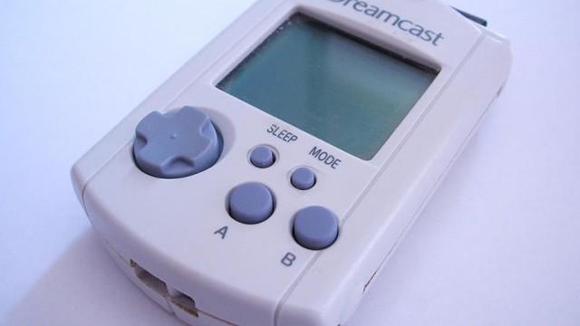 Dreamcast-VMU