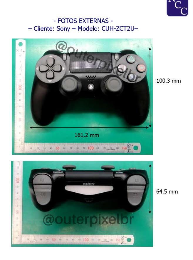 New DualShock 4