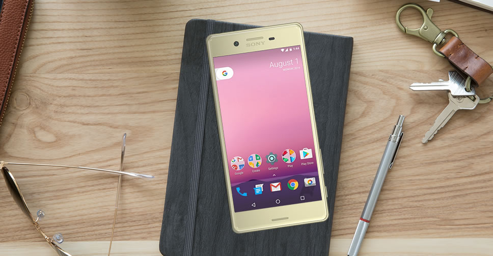 Xperia-X-Android-N