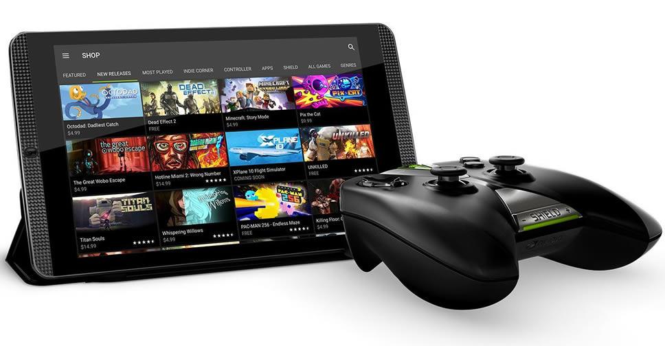 Nvidia Shield Tablet 2 ត្រៀមខ្លួនរួចហើយ សម្រាប់អ្នកដែលចូលចិត្តលេងហ្គេម