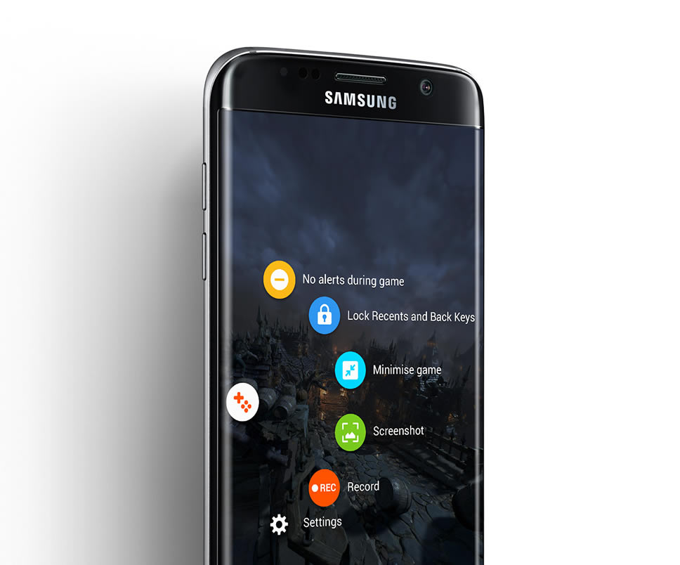 Samsung Game Launcher / Game Tools