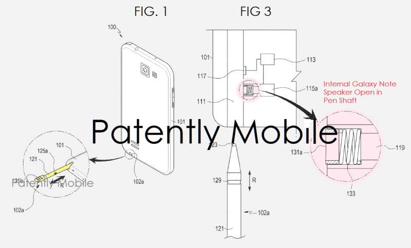 Galaxy-Note-Pen-Patent