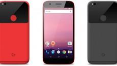 Google-Pixel-Red