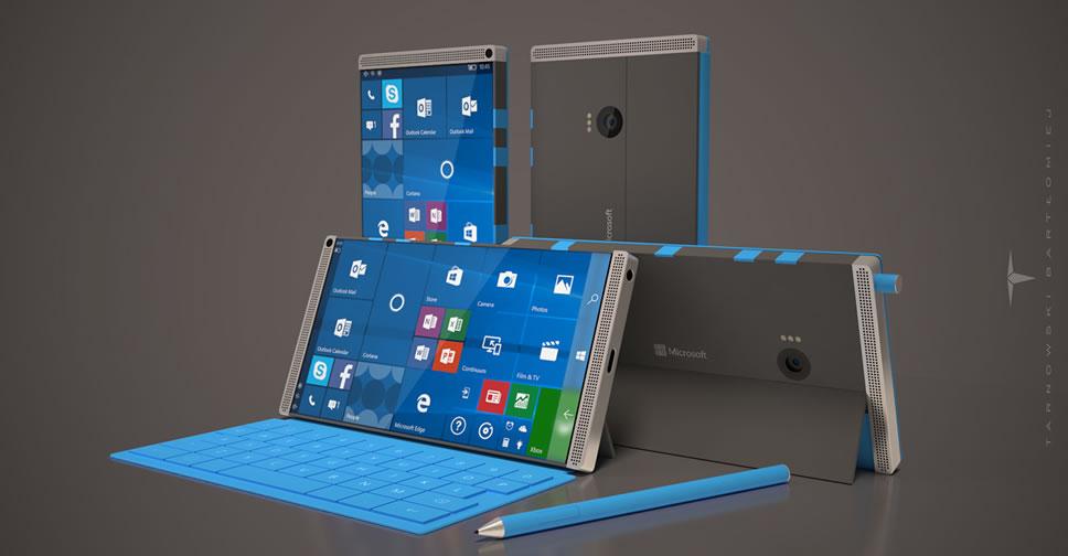 Microsoft-Surface-Phone-Bartlomiej-Tarnowski