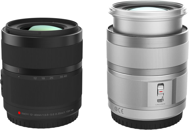 Xiaoyi-M1-lens
