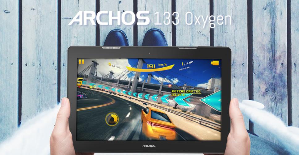 archos 133 oxygen 13 3. Black Bedroom Furniture Sets. Home Design Ideas