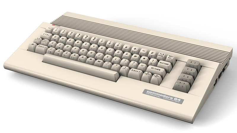 Commodore 64C