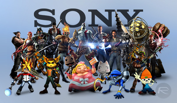 Sony-games