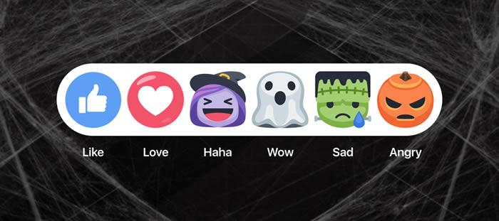 facebook-halloween-reactions