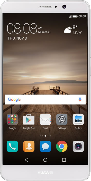 Huawei-Mate-9-silver