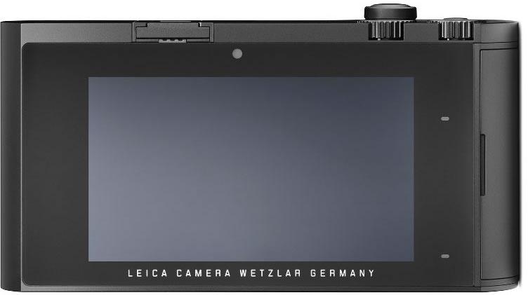 Leica-TL-touch-screen