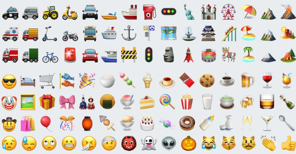 new-emoji-Unicode9