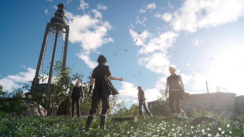 Final-Fantasy-XV-Game