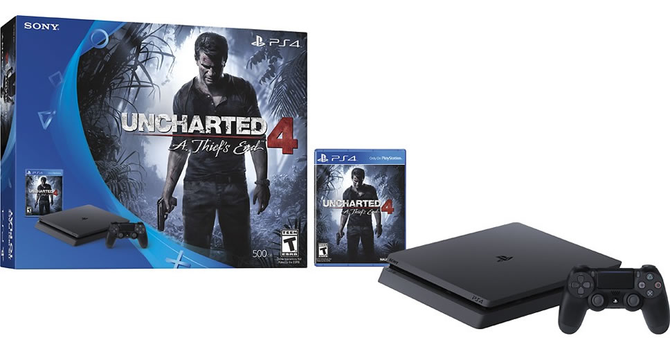 PlayStation-4-Uncharted-4