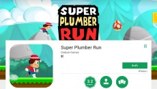 Super-Plumber-Run