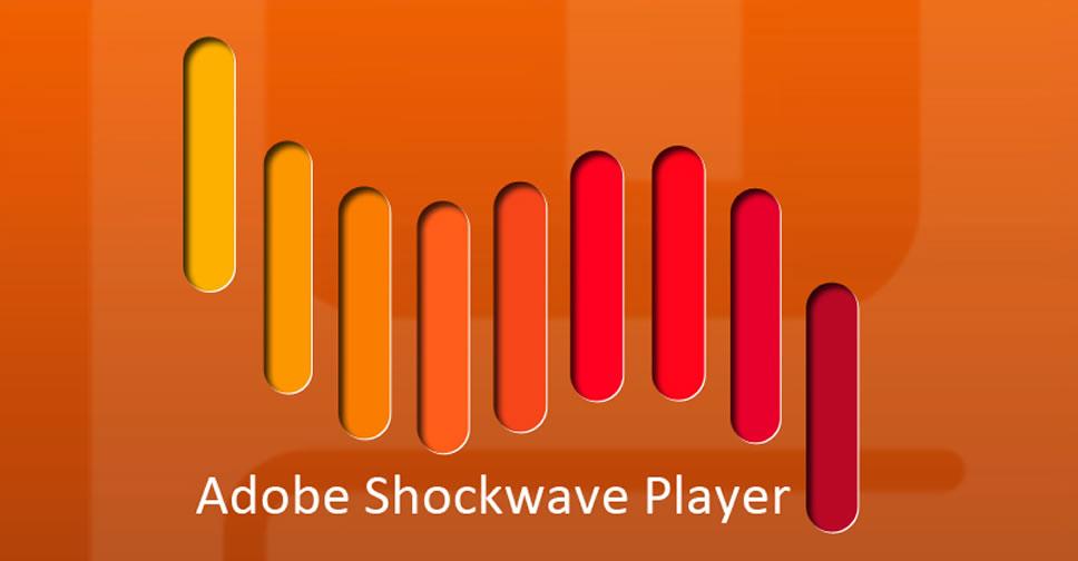 Adobe-Shockwave