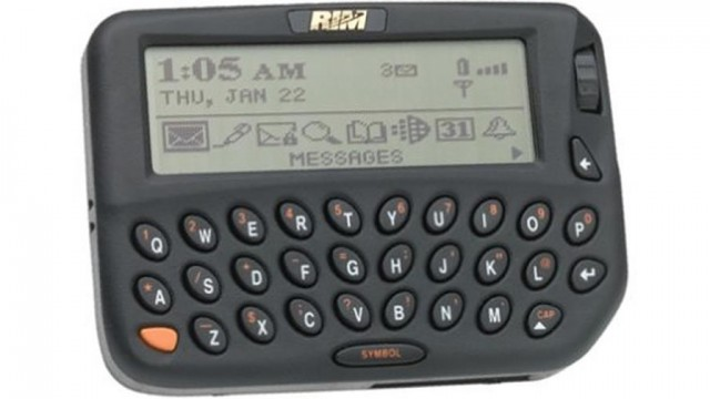 BlackBerry850